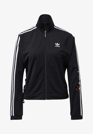 TRACK TOP - Treningsjakke - black