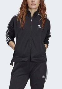 adidas Originals - TRACK TOP - Training jacket - black - 4