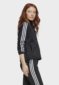 adidas Originals - TRACK TOP - Training jacket - black - 3