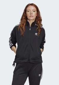 adidas Originals - TRACK TOP - Training jacket - black - 0