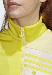 adidas Originals - DANIËLLE CATHARI TRACK TOP - Giacca sportiva - yellow - 6