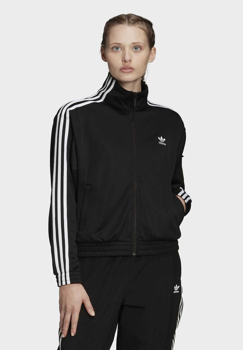 adidas Originals - TRACK TOP - Treningsjakke - black