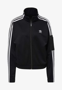 adidas Originals - TRACK TOP - Treningsjakke - black - 8