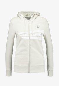 adidas Originals - ZIP HOODIE - Mikina na zip - raw white - 3
