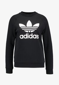 adidas Originals - CREW - Sweatshirt - black - 4