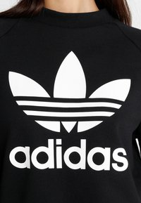 adidas Originals - CREW - Sweatshirt - black - 5