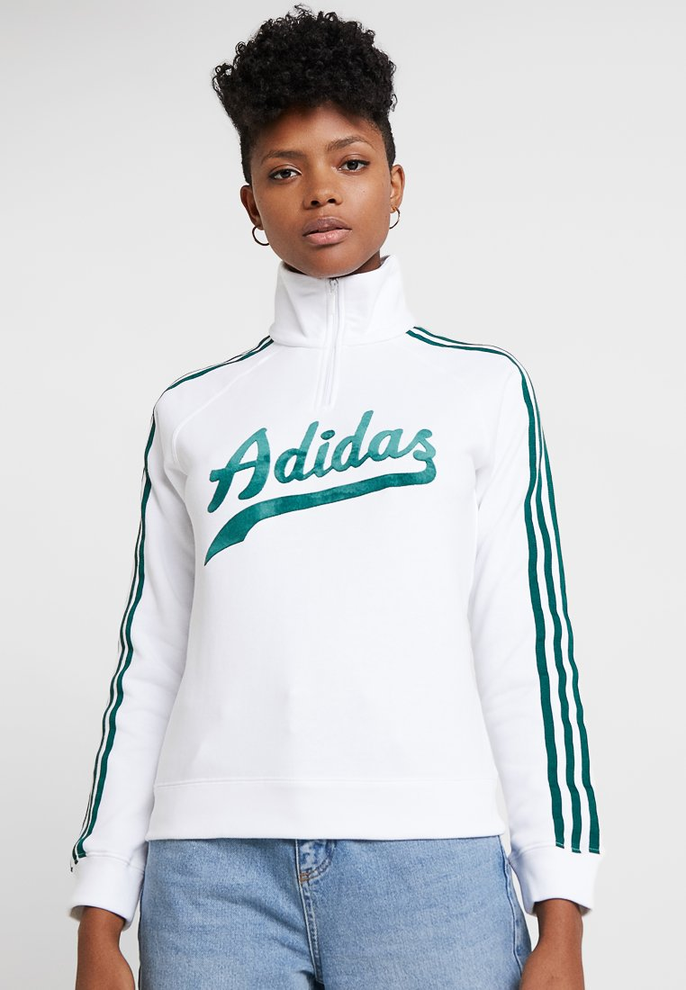 adidas Originals - Felpa - white