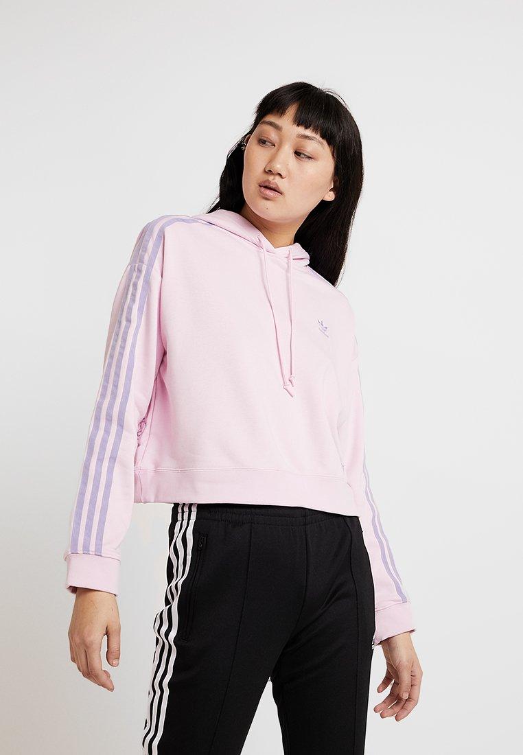 adidas Originals - HOODIE - Kapuzenpullover - clear pink