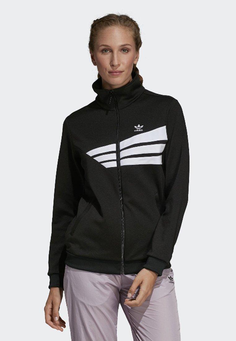 adidas Originals - Track Jacket - Zip-up hoodie - black