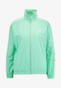 adidas Originals - LOCK UP - Korte jassen - prism mint/white