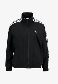 adidas Originals - ADICOLOR SPORT INSPIRED NYLON JACKET - Wiatrówka - black - 3
