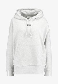 adidas Originals HOODIE Sweat à capuche light grey