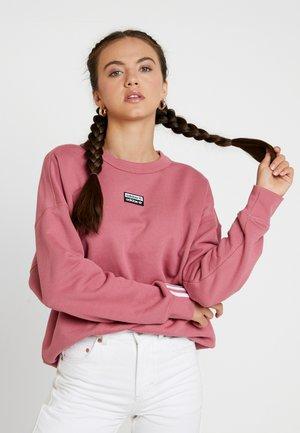 Sweatshirts - trace maroon