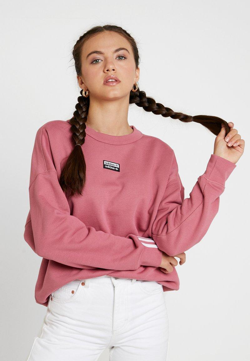 adidas Originals - Sweatshirt - trace maroon