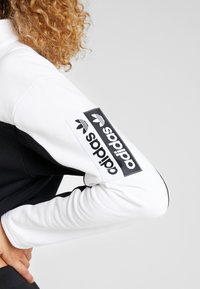 adidas Originals - Bluza - white/black - 5