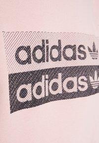 adidas Originals - RETRO LOGO PULLOVER - Mikina - pink spirit - 6