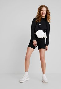 adidas Originals - HALF ZIP - Sweater - black - 1
