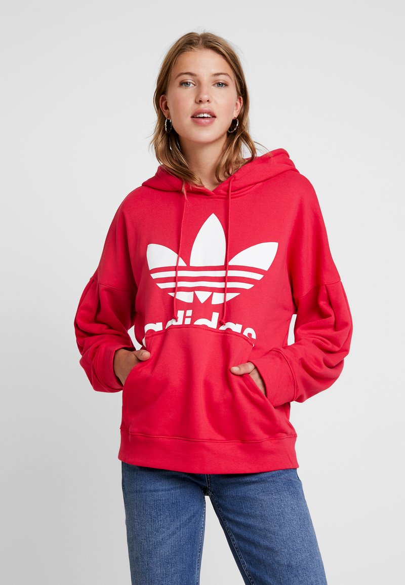 adidas Originals - HOODIE - Sweat à capuche - energy pink