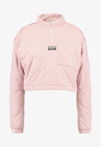 adidas Originals - CROPPED - Sweatshirt - pink spirit - 5