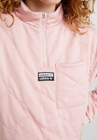 adidas Originals - CROPPED - Sweatshirt - pink spirit - 4