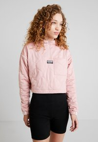 adidas Originals - CROPPED - Sweatshirt - pink spirit - 0