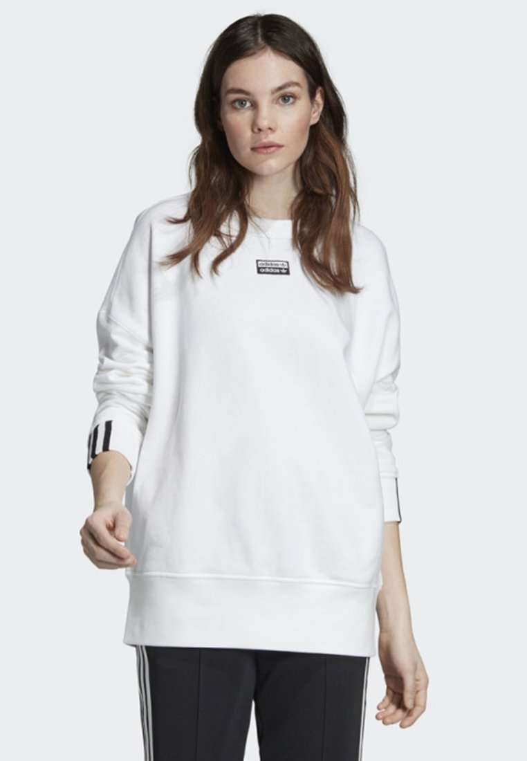 adidas Originals - SWEATSHIRT - Sweater - white