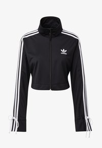 adidas Originals - BELLISTA TRACK TOP - Veste de survêtement - black - 3