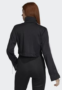 adidas Originals - BELLISTA TRACK TOP - Veste de survêtement - black - 1