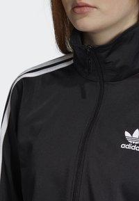 adidas Originals - BELLISTA TRACK TOP - Veste de survêtement - black - 2
