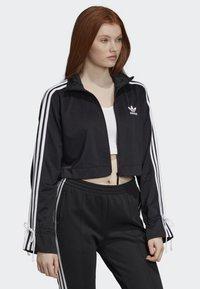 adidas Originals - BELLISTA TRACK TOP - Veste de survêtement - black - 0