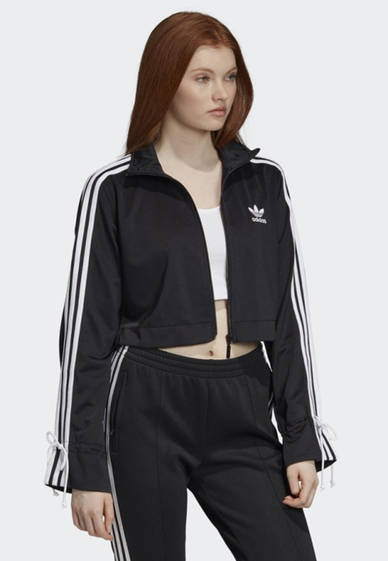 adidas Originals - BELLISTA TRACK TOP - Veste de survêtement - black