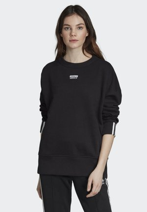 SWEATSHIRT - Sweater - black