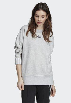 SWEATSHIRT - Sweatshirt - grey