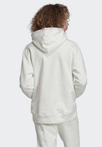 adidas Originals - FULL-ZIP HOODIE - Hoodie met rits - white - 2