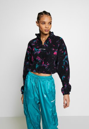 POLAR CROP - Fleece trui - all over print