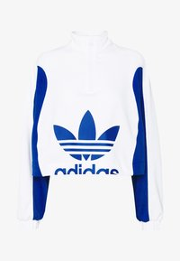 adidas Originals - Mikina - white/collegiate royal - 3