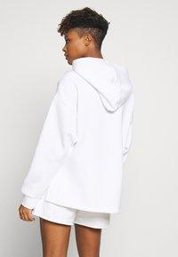 adidas Originals - HOODIE - Huppari - white - 2