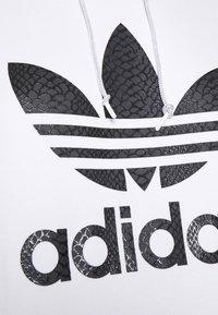 adidas Originals - HOODIE - Huppari - white - 7