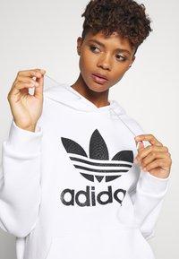 adidas Originals - HOODIE - Huppari - white - 3
