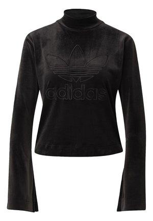 BELLISTA SWEATSHIRT - Sweatshirt - black