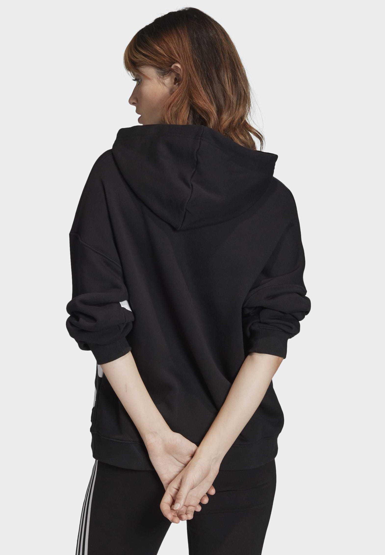 Adidas Originals Luvtröja - Black
