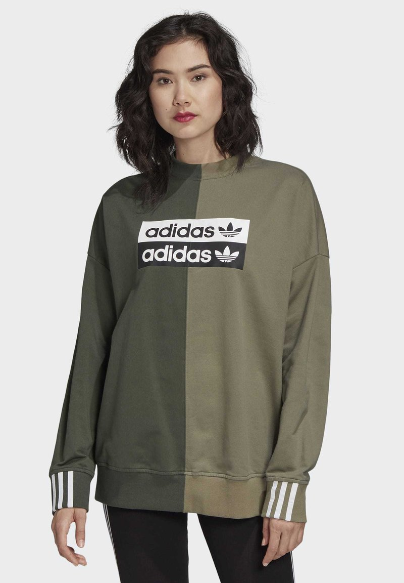 adidas Originals - Sweater - green