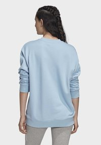 adidas Originals - TREFOIL CREW SWEATSHIRT - Sweater - blue - 1