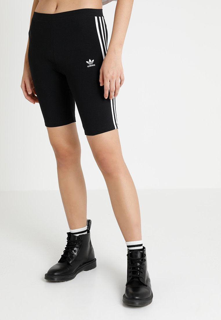 adidas Originals - CYCLING SHORT - Szorty - black