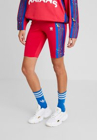 adidas Originals - CYCLING - Shorts - energy pink - 0