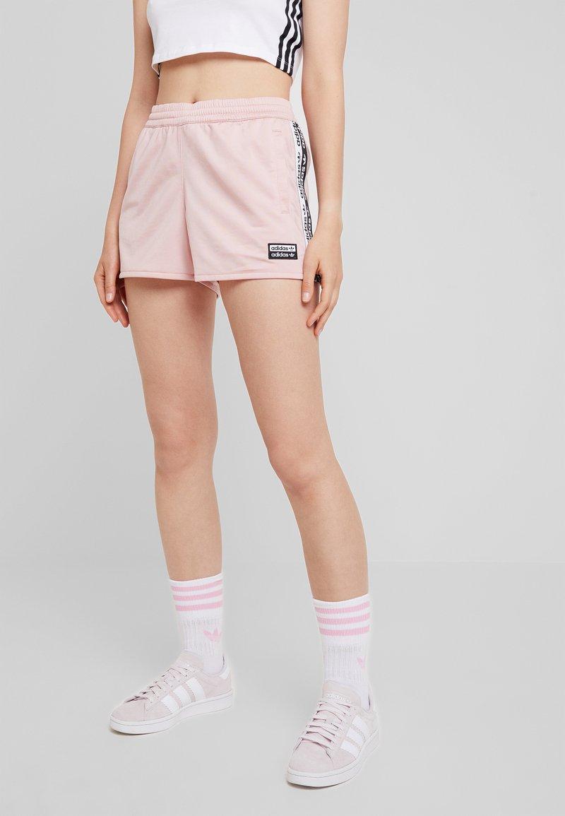 adidas Originals - TAPE - Shorts - pink spirit