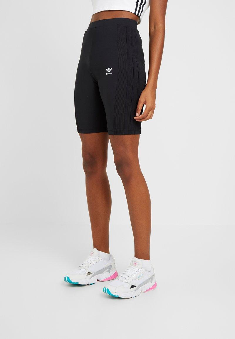 adidas Originals - CYCLING SHORTS - Shorts - black