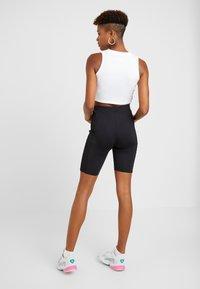 adidas Originals - CYCLING SHORTS - Shorts - black - 2