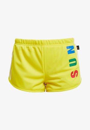 PHARRELL WILLIAMS 3 STRIPES - Short - yellow