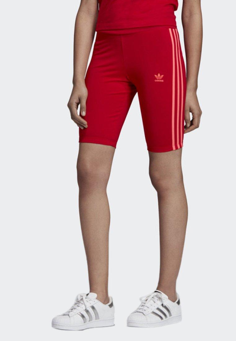 adidas Originals - CYCLING SHORTS - Shorts - red